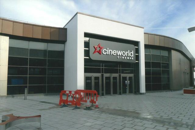 Cineworld Cinema - Aldershot