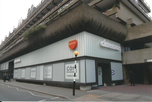 Barbican Cinemas 2 & 3