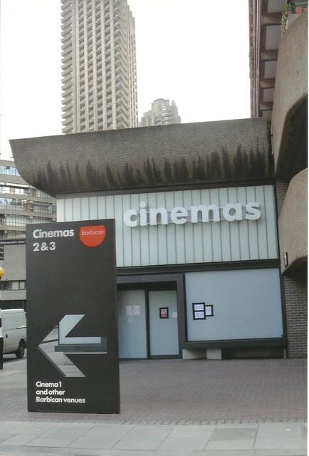 Barbican Cinemas 2 & 3