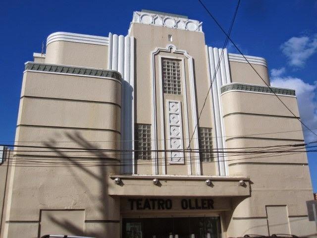 Teatro Francisco Oller