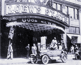 "<p>A 1930 shot of the Loew's State in Cleveland showing MGM's ""Good News.""</p>"