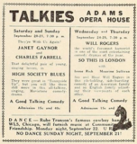 Adams Community Theatre