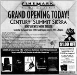 May 4th, 2007 grand opening ad
