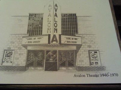 Avalon Theatre in Cleves