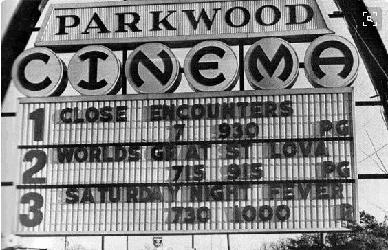 Parkwood Cinema 3