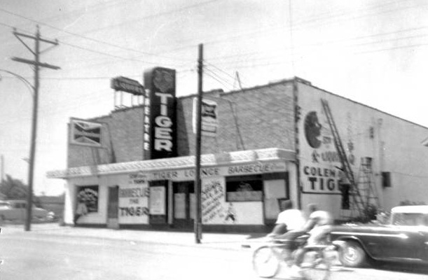 FORMER TIGER THEATRE LATE 1950S