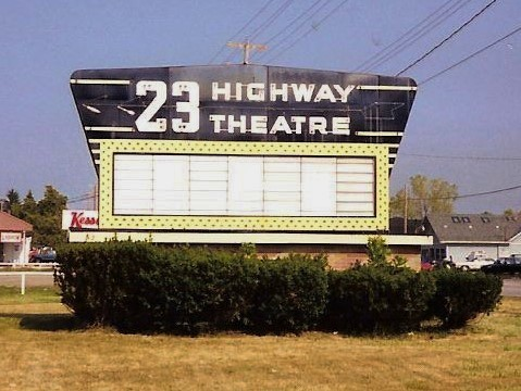New US 23 Drive-In