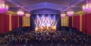 Proposed Renovated auditorium April 2015