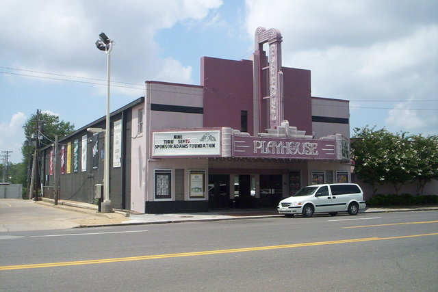 Circuit Playhouse