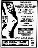 July 5th, 1974 reopening as a adult cinema