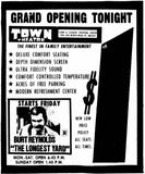 January 31st, 1975 grand opening ad