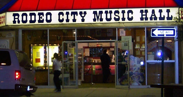 Rodeo City Music Hall