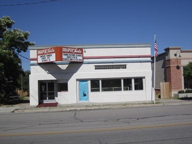 Draper Historic Theatre