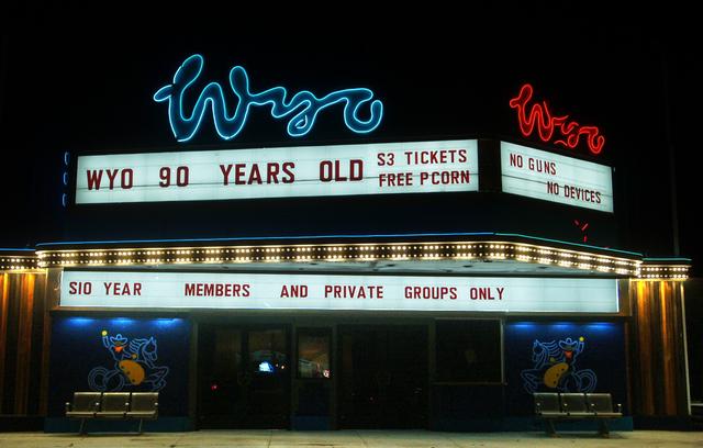 Wyo Theater