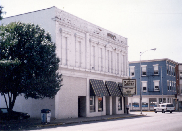Adams Cinema, 1995