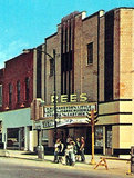 REES Theatre; Linton, Indiana.