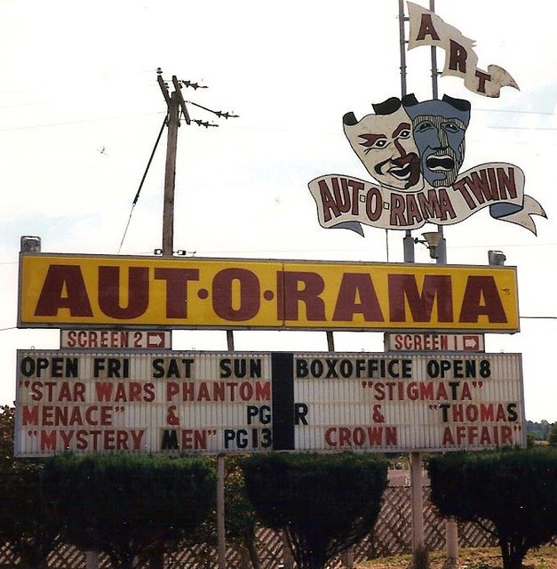 Aut-O-Rama Twin Drive-In