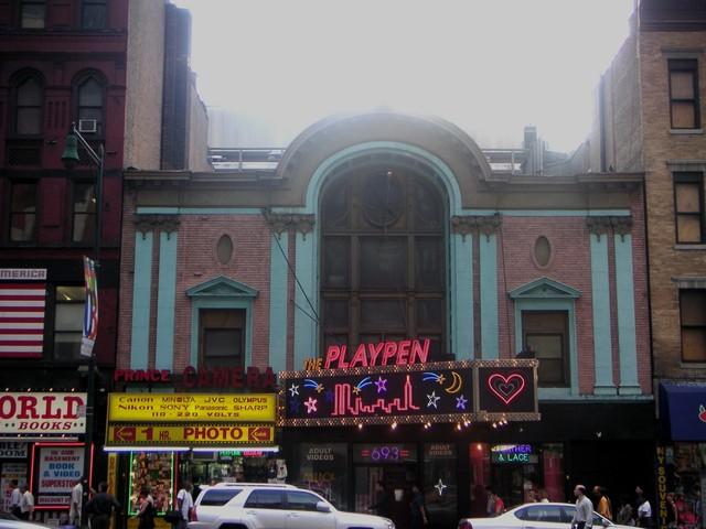 Playpen Theater