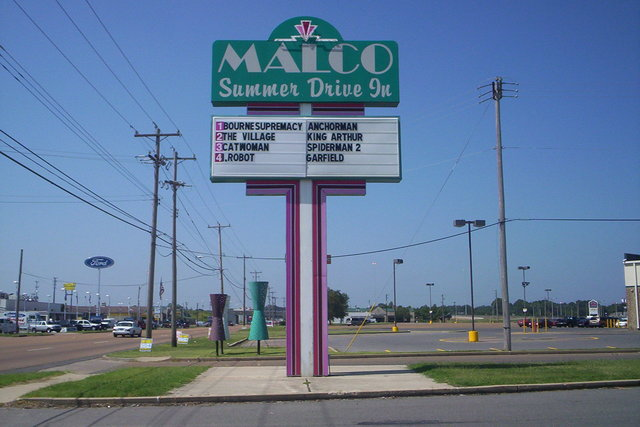 Summer Drive-In