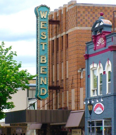 West Bend Cinema Brewhaus