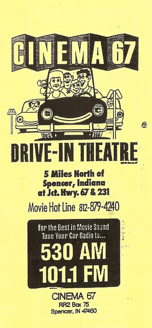 Cinema 67 Drive-In