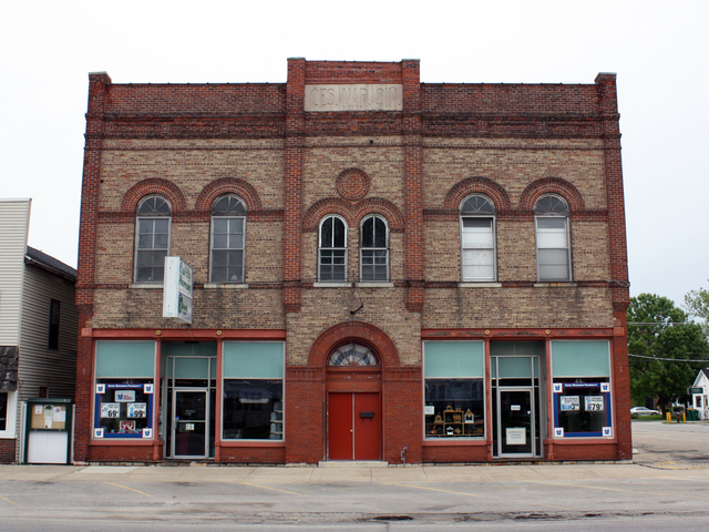 Broadway Theatre/Opera House, Coal City, IL