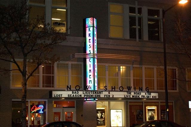 Kress Cinema & Lounge