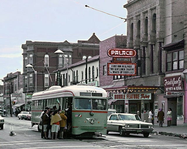 Palace Theater 1969