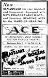 November 2nd, 1936 grand opening ad