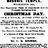 December 22nd, 1871 grand opening ad