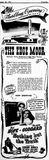 November 25, 1941 grand opening ad