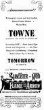 November 30th, 1950 grand opening ad