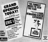 November 11th, 1970 grand opening ad