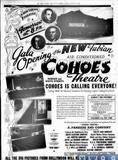 Cohoes Theater Ad