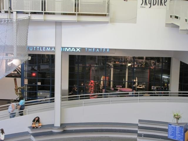 Tuttleman IMAX Theater