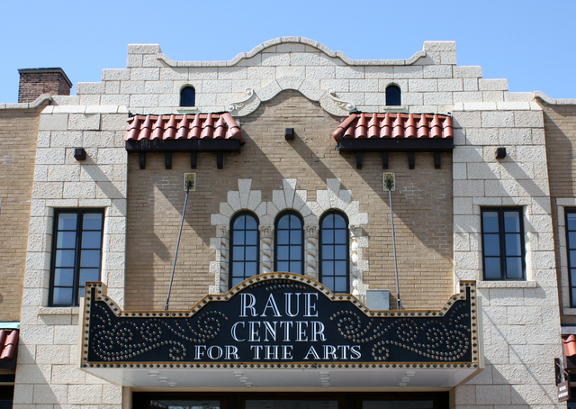 Raue Center for the Arts, Crystal Lake, IL (2)