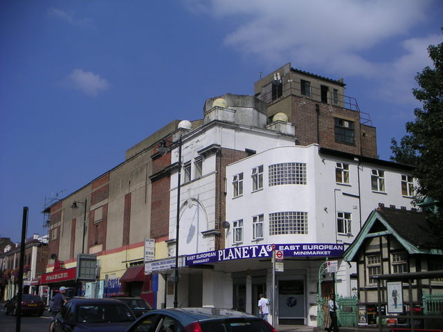 Bruce Grove Cinema