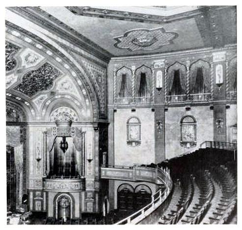 Patio Theatre Cinema Treasures
