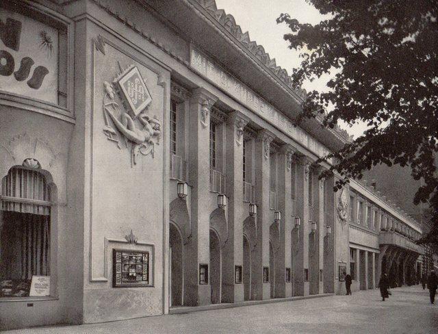 Ufa-Theater Turmstrasse