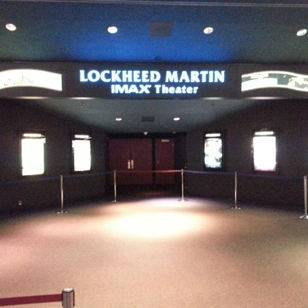 Lockheed Martin IMAX Theater