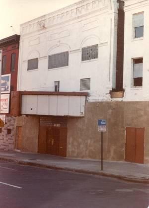 Biddle Theatre