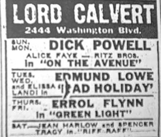 Lord Calvert Theater