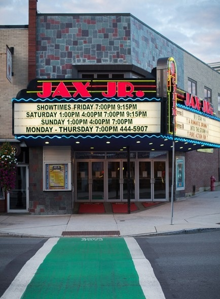 Jax Jr. Cinema