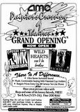 May 24th, 1991 grand opening ad
