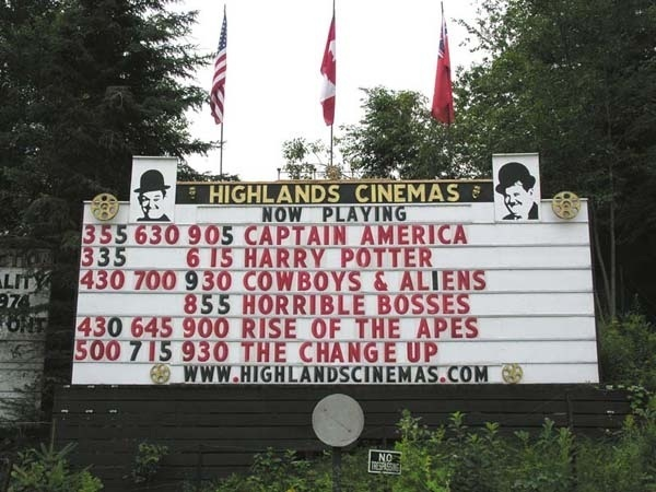 Highlands Cinemas