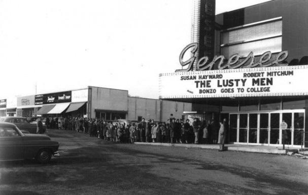 Kallet Genesee Theatre