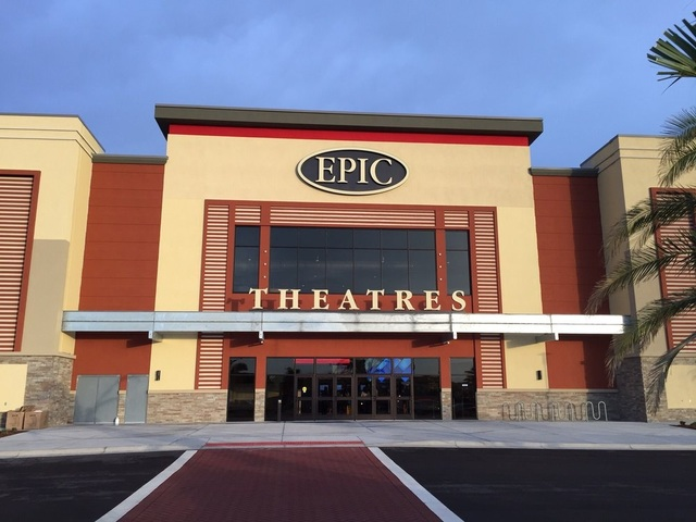 Epic Theatres at Lee Vista