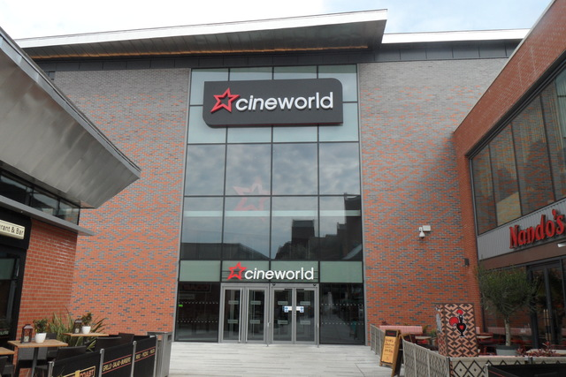Cineworld Cinema - Stoke-on-Trent