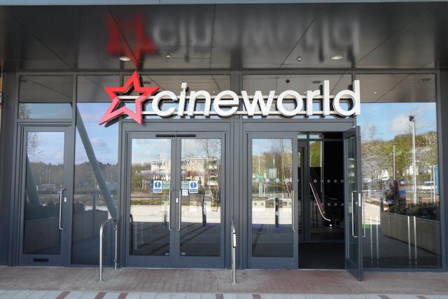 Cineworld Cinema - Whiteley