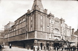 Palace Hippodrome Theatre in the early 20th Century.